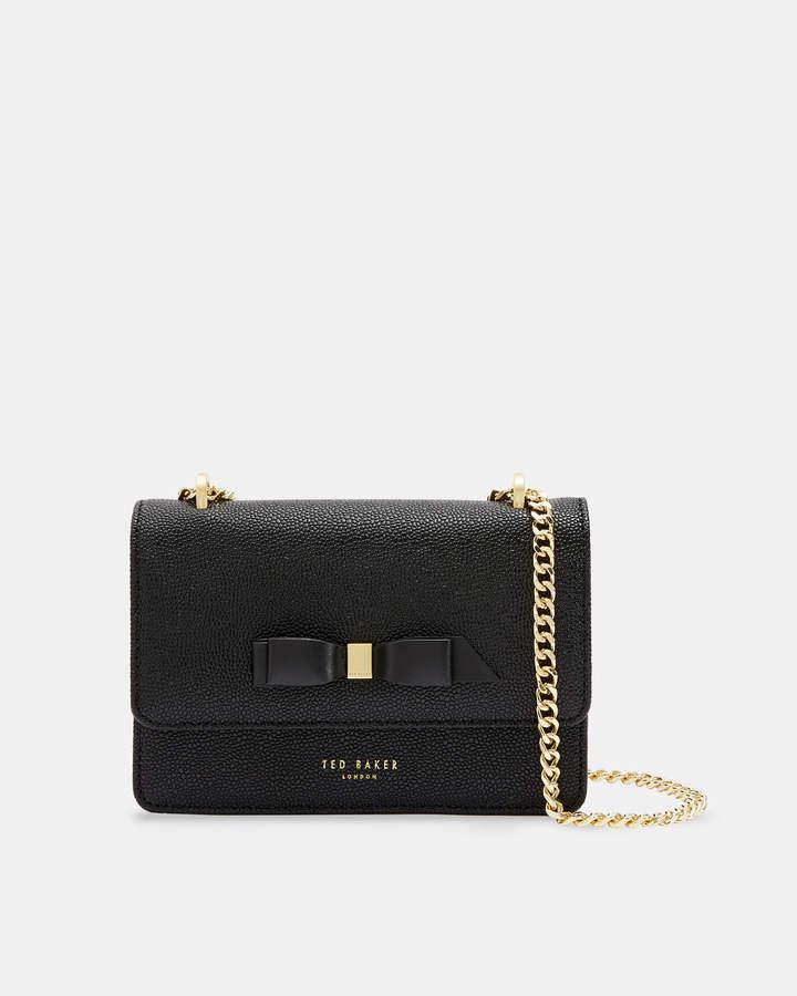 3c8436c20fcc Ted Baker Black Chain Strap Bags For Women - ShopStyle Australia