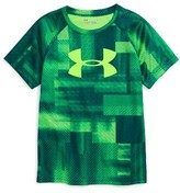 Under Armour Toddler Boy's Blast Mini Big Logo T-Shirt