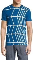 Bikkembergs Men's Cotton Printed T-Shirt