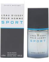 Issey Miyake Men's L'eau D'issey Pour Homme Sport 1.6Oz Eau De Toilettespray