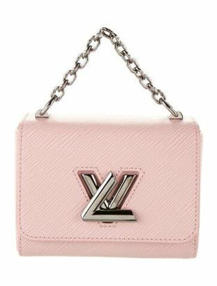 Louis Vuitton 2020 Epi Twist Mini Pink
