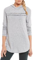 Nanette Lepore Play Active Open Back Hoodie