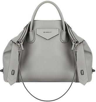 Givenchy Antigona Soft Medium Leather Bag