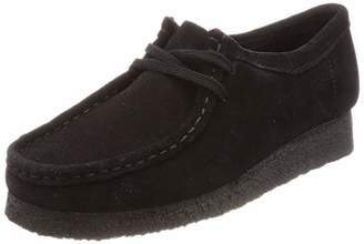 Clarks Wallabee Suede Shoes in Standard Fit Size 51⁄2