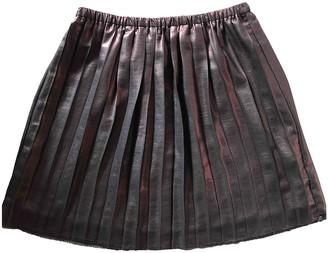 Etoile Isabel Marant Burgundy Skirt for Women