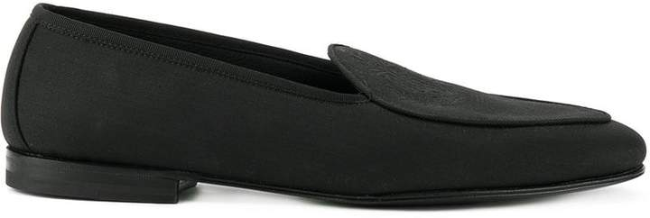DSQUARED2 heritage embossed loafers