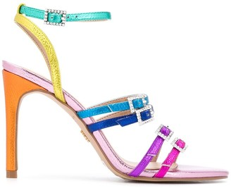 Kurt Geiger Stiletto Strap Sandals