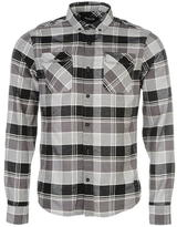 Firetrap Blackseal Check Flannel Shirt