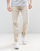Replay Anbass Slim Fit Jeans Color Sand