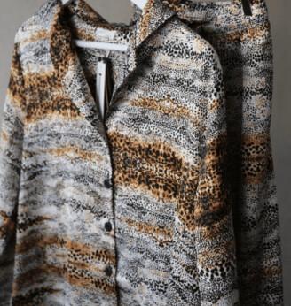 Margaux Animal Print Pyjamas