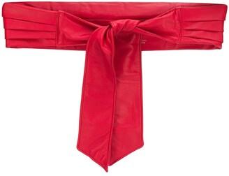 Philosophy di Lorenzo Serafini Tie Wide Belt
