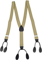 Asstd National Brand Status 1 Button Suspenders