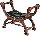 Toscano Master's Study Upholstered Bench Design