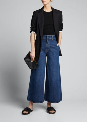 KHAITE Darcy Wide-Leg Jeans