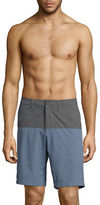 Tommy Bahama Cayman Block and Roll Shorts