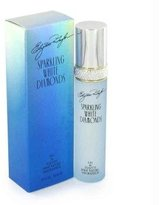 Elizabeth Taylor Sparkling White Diamonds by for Women 1.0 oz Eau de Toilette Spray