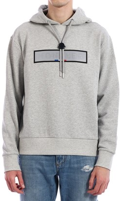 Moncler Hooded Sweatshirt
