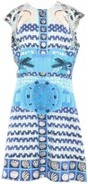 Mary Katrantzou Blue Dress for Women