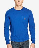 Polo Ralph Lauren Men's Long-Sleeve Pocket Cotton Shirt