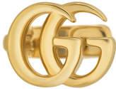 Gucci Double G yellow gold single earring