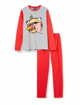 Artesania Cerda Boy's Pijama Largo Fortnite Pyjama Sets