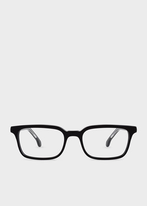 Paul Smith Small Black 'Adelaide' Spectacles