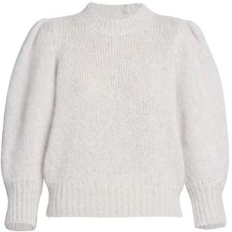 Isabel Marant Emma Puff-Sleeve Sweater