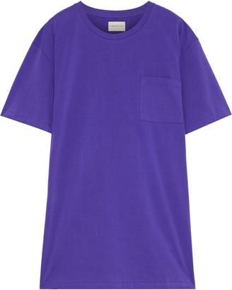 Simon Miller Hutto Cotton-jersey T-shirt
