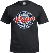 Fresh Tees® Brand- World's Greatest Papa T-shirt Father's Day Shirt