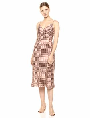 The Fifth Label Women's Longitude Sleeveless Midi Slip Dress