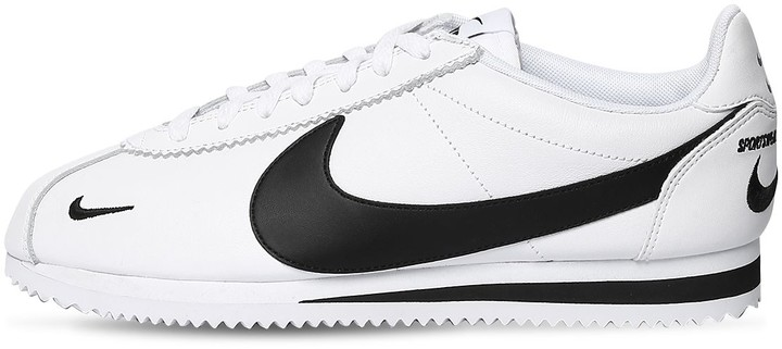 reputable site 85d1a bf402 Classic Cortez Premium Sneakers