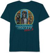 Marvel Guardians of the Galaxy-Print T-Shirt, Big Boys (8-20)