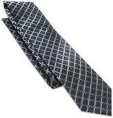 Haggar Extra-Long Small Grid Tie - Big & Tall