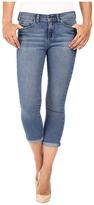 U.S. Polo Assn. Twill Darlington Skinny Capri Jeans in Mid Vintage