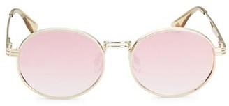 Le Specs Luxe 49MM Unpredictable Sunglasses