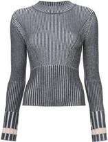 Rachel Comey ribbed slim-fit knitted top