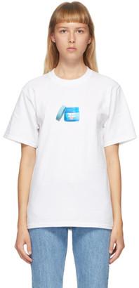 Awake NY White Vapors T-Shirt