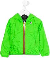 K Way Kids - padded reversible wind breaker jacket - kids - Polyester/Polyamide - 36 mth