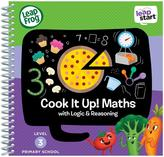 Leapfrog LeapStart Reception Activity Book: Cook It Up! Maths and Logic & Reasoning