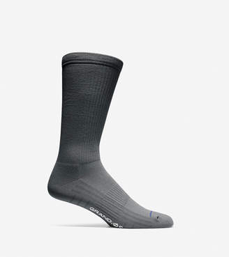 Cole Haan Grand.S Solid Crew Socks
