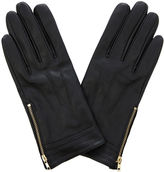 Oasis Leather Side Zip Glove