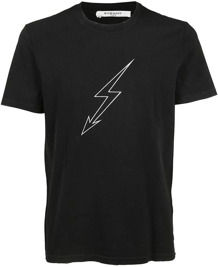 Givenchy World Tour Print T-shirt