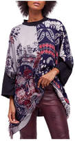 Free People Pieced With Paisley