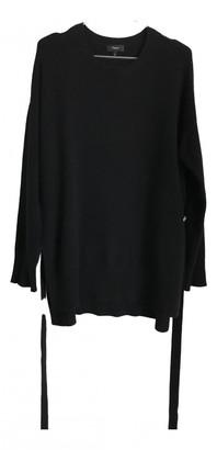 Theory Black Cashmere Knitwear