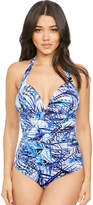 Seaspray Fiji Longer Length Light Control Swimsuit