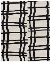 Kate Spade Broken Plaid Gramercy Area Rug, 9' x 12'