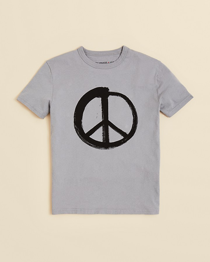 John Varvatos Boys' Peace Sign Tee - Sizes S-XL