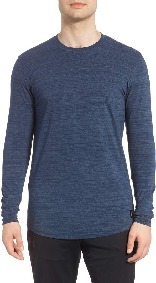 Under Armour Sportstyle Long Sleeve Performance T-Shirt