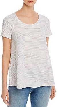 Cupio Textured Knit Top