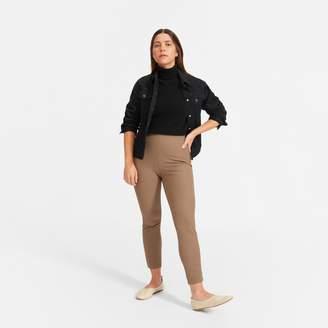 Everlane The Curvy Side-Zip Work Pant